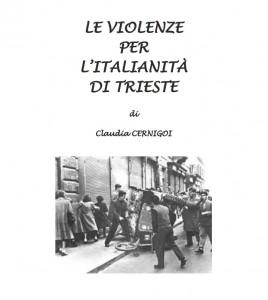 LE VIOLENZE PER L'ITALIANITA'